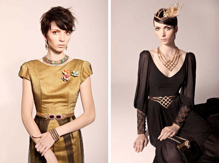 קרן וולף. 20 אחוז הנחה על קולקציות התכשיטים ואביזרי האופנה (צילום: דודי חסון)
