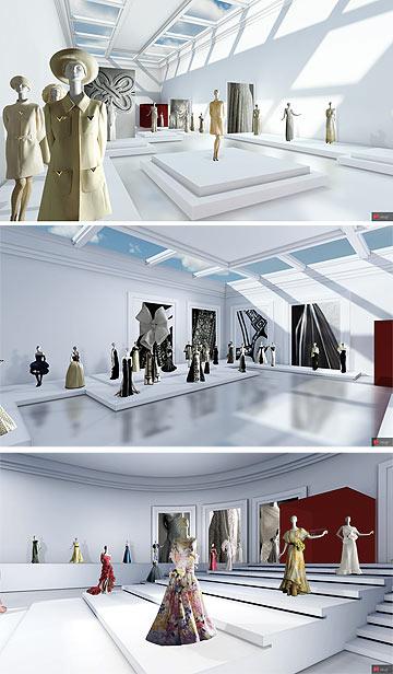 המוזיאון הווירטואלי של ולנטינו. מביא את ההיסטוריה לדור שגדל על רשתות חברתיות