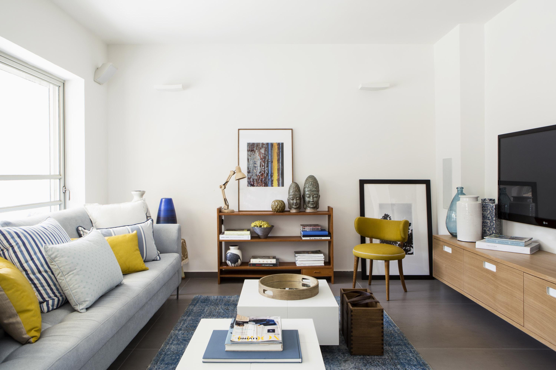 בית בעיצוב ענת סודרי. ''הלקוחות ואני הם מקבלי ההחלטות היחידים'' (צילום: איתי בנית)
